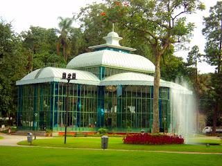 O Fotogênico Palácio de Cristal, em Petrópolis