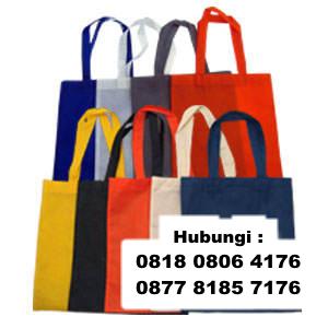 Produksi aneka tas untuk promosi dan souvenir