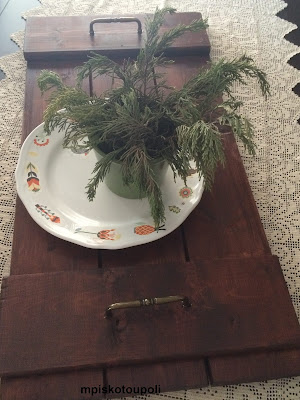 a rustic tray 3