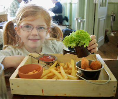 Top 10 Child Friendly Restaurants in Newcastle City Centre - The Botanist