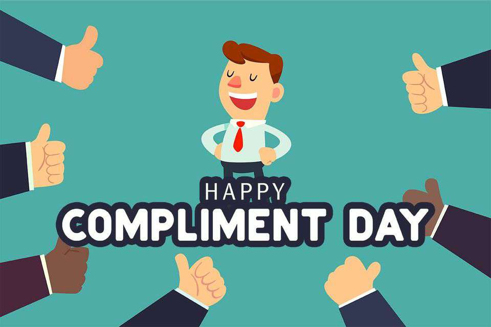 National Compliment Day Wishes Awesome Images, Pictures, Photos, Wallpapers