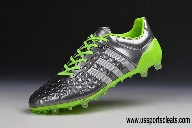 Escupir Móvil exprimir  US Sports Cleats: Eskolaite Chrome Adidas Ace 2015-2016 Boots Released
