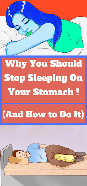 Experts Explain Why You Might Want to Stop Sleeping on Your Stomach and How to Do It