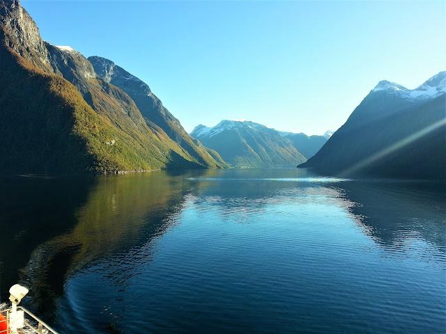 Norges fjordar