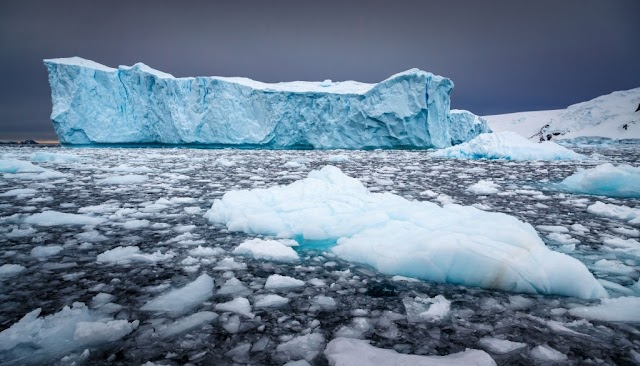 Earth Has Lost 28 Trillion Tonnes of Ice Due To Global Warming in Just 23 Years