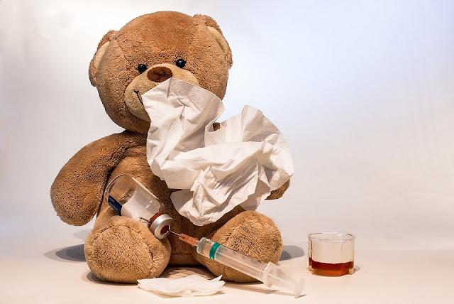 bahaya ubat selsema bagi kanak- kanak