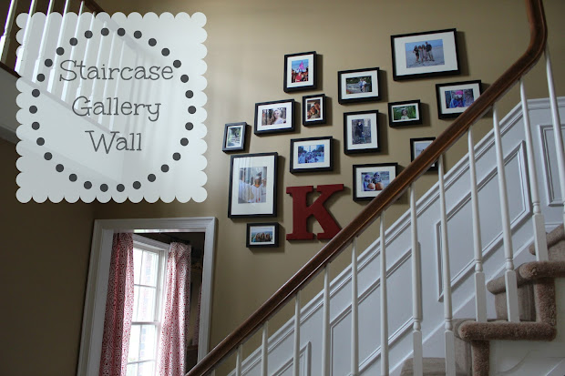 Life In Click Staircase Wall