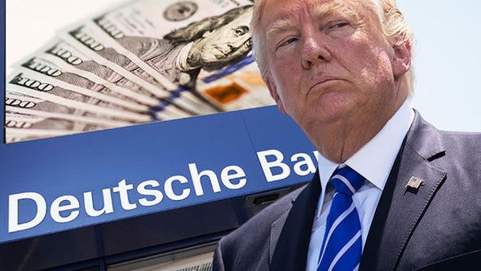 Η Deutsche Bank τερματίζει τη σχέση της με τον Τραμπ