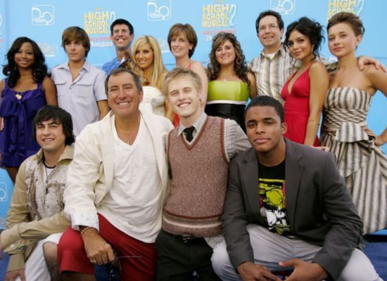 Imagenes De High School Musical  premier