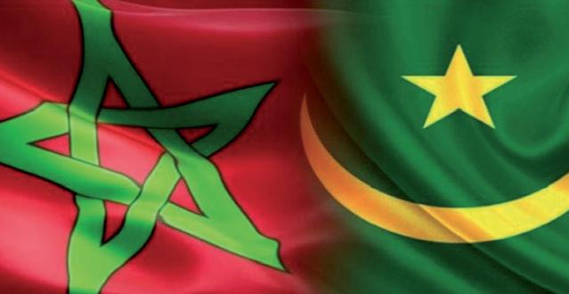 المقابلة الهاتفية لجلالة الملك مع الرئيس الموريتاني