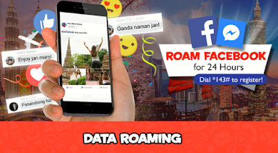TM Data Roaming for Viber, Facebook and Instagram