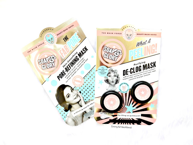 Soap and Glory Face Masks, Soap and Glory Sheet Masks