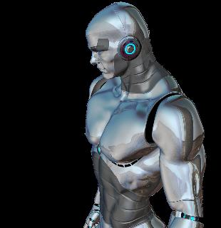 robot android pintar