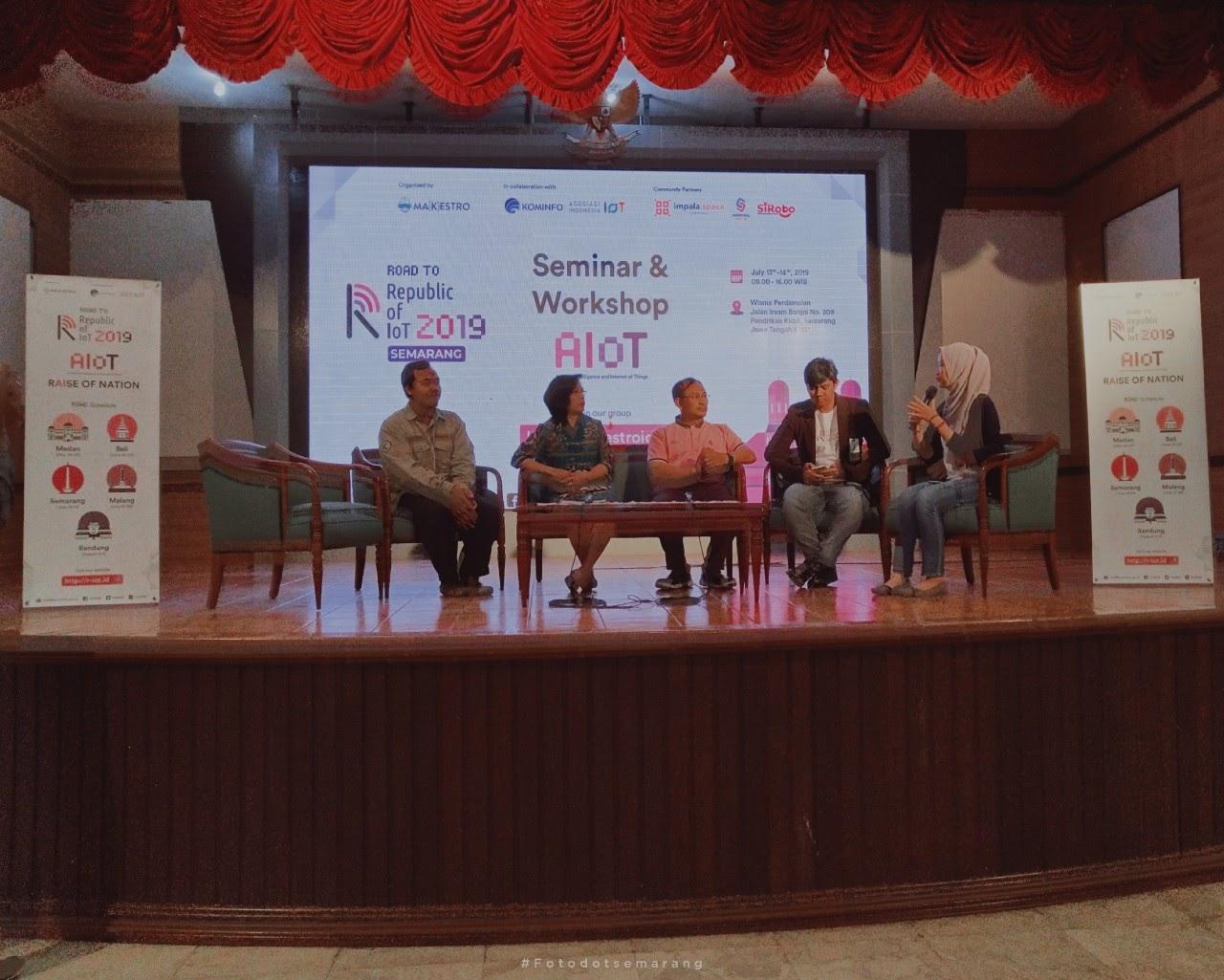 [Review Event] Road To Republic IoT 2019 Kota Semarang