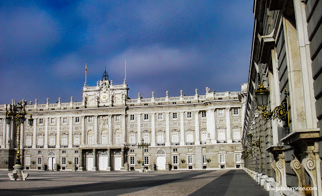 Madri, Palácio de Oriente