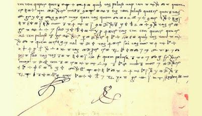 Misteri Kode Rahasia Berumur 500 Tahun Terpecahkan