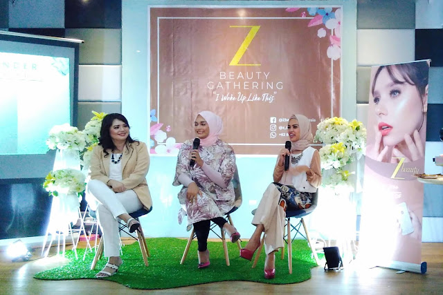 bagaimana cara memesan treatment di z beauty