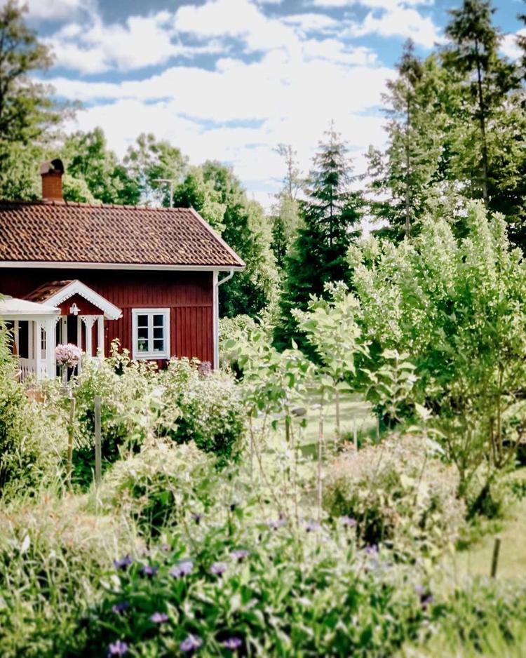 Jessica's Idyllic Swedish Country Croft From 1900