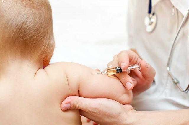 imunisasi vaksin polio