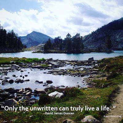 How to Live, Unwritten