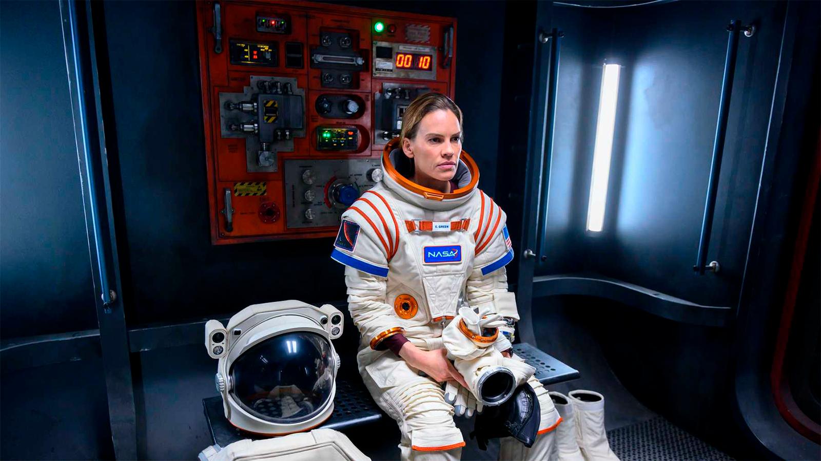 Vamos de série no espaço para ver com o lencinho na mão.