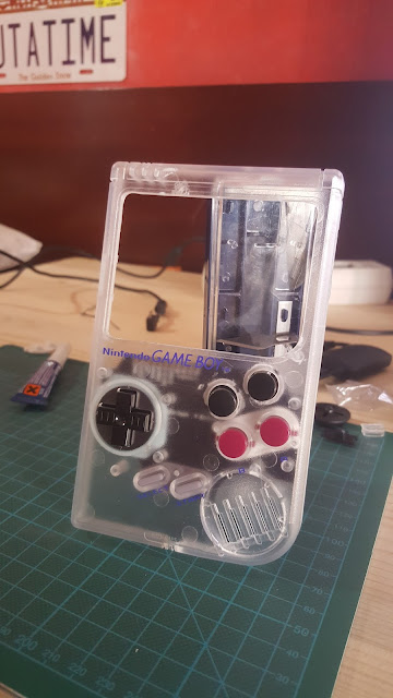 botonera raspberry zero gameboy