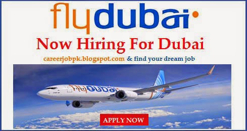 Latest IT Opening Jobs in flydubai
