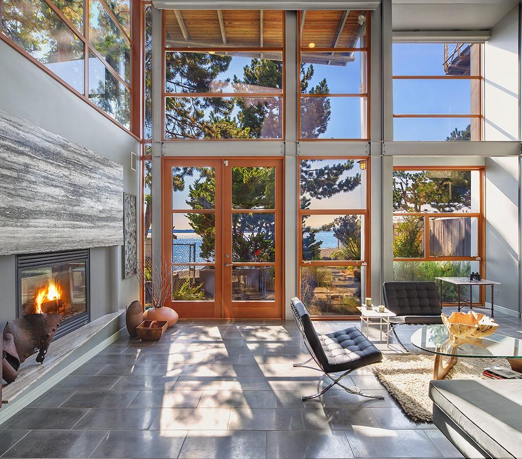 Best Modern House Design Urban Modern Home Design Modern House Designs Canada: Modern Waterfront Townhouse In Seattle