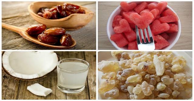 INILAH Beberapa Jenis makanan dan Minuman yang Sebaiknya diKonsumsi oleh Ibu Hamil Menurut Rasulullah