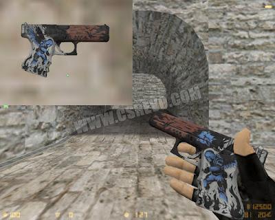 Skin Glock18 - Sacrifice (CS:GO) - HD para CS 1.6 case csgo cs20 glock-18 collection