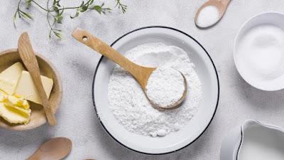 Manfaat Tepung Beras Menghilangkan Bopeng Bekas Jerawat Alami