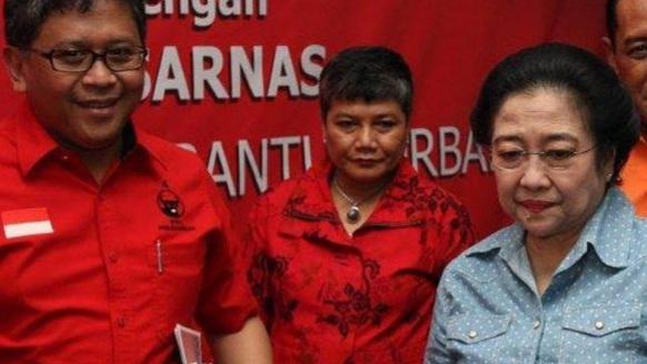 Mengejutkan! Hasto Bongkar Sosok Pembisik Megawati Untuk Tentukan Capres 2024