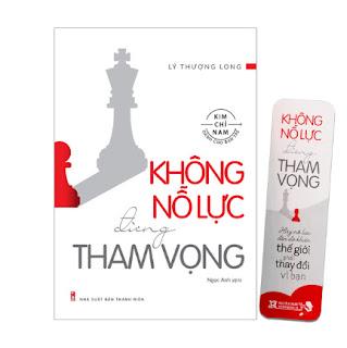 Top Sách Kim Chỉ Nam Cho Bạn Trẻ Đọc Để Thành Công: Không Nỗ Lực Đừng Tham Vọng ebook PDF-EPUB-AWZ3-PRC-MOBI