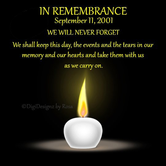 9 11 Never Forget Quotes: Xpressive Handz : May The God Of All Comfort Be With You