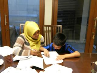 les privat menjadi pilihan terbaik untuk membantu anak belajar di rumah