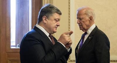 Бывший депутат Деркач опубликовал аудиозаписи разговоров Порошенко и Байдена