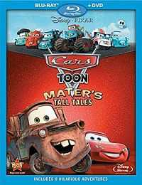 Cars Toons Maters Tall Tales 2010 Dual Audio Hindi 150mb BluRay