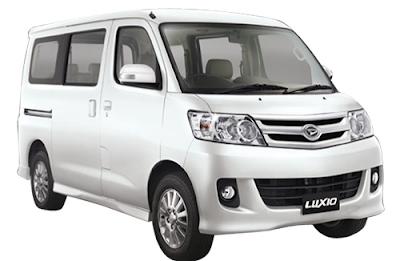 Daihatsu Luxio 2018
