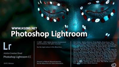 Phan mem Tổng hợp các phiên bản Adobe Photoshop Lightroom CC 2017