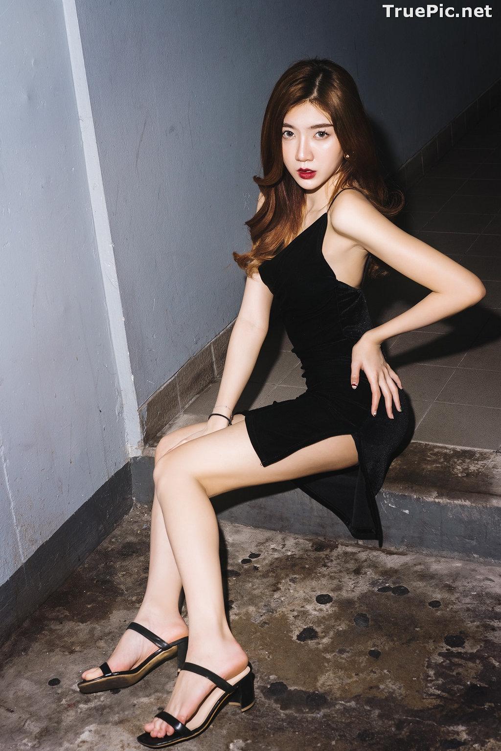 Image Thailand Model - Sasi Ngiunwan - Black For SiamNight - TruePic.net - Picture-27