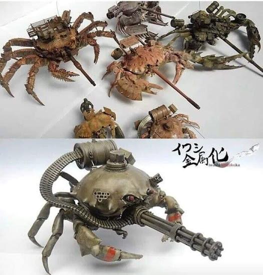 Warhammer Crab