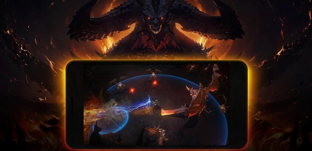 Diablo Immortal Mobile