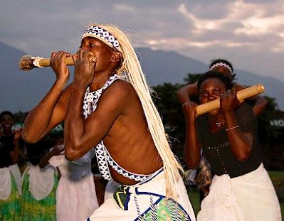الموسيقى والرقص في التقاليد الإفريقية