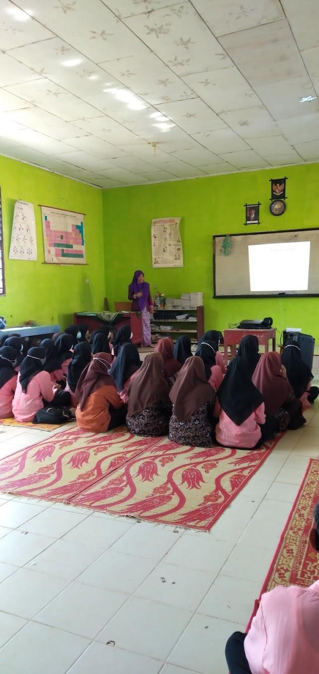 Suasana Pesantren Ramadhan di SMA Negeri 1 Sungai Beremas