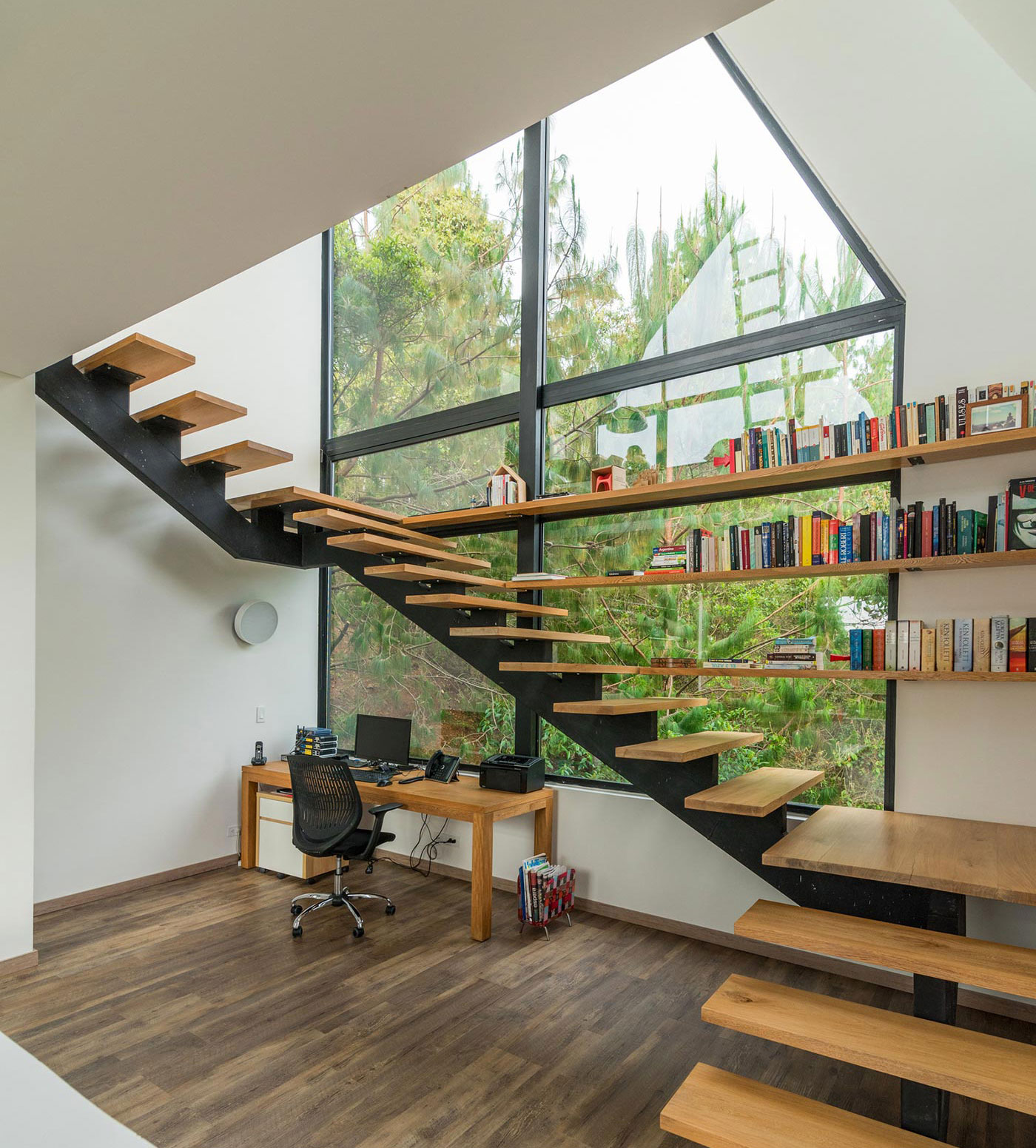 All Types Of Modern Stairs Designs And Staircase Railing