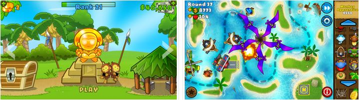 Download Bloons TD 5 v2.16.2 APK+DATA