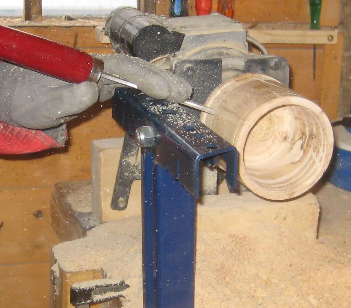 Mis cosas de madera el torno - Cosas de madera para hacer ...