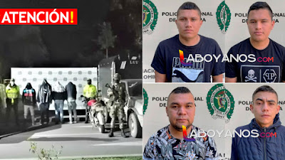 Cayeron atracadores en la vía Isnos-Popayán
