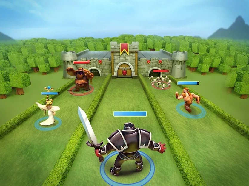 Castle Crush: Free Strategy Games - Epic War Clash (Fun Games For Free)