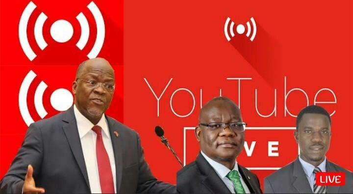 #LIVE kutoka IKULU/ kuapishwa viongozi wapya/ kupokea ...